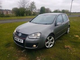 2006 vw golf 2.0 turbo gti full service history full mot immaculate inside and out