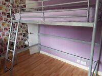 Ikea loft/high bed