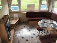 CHEAP STATIC CARAVAN FOR SALE NORTHUMBERLAND NEAR NEWCASTLE MORPETH AMBLE LINKS WHITLEY BAY BLYTH
