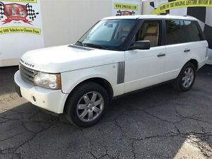 2006 Land Rover Range Rover HSE, Auto, Leather, Sunroof, 4x4