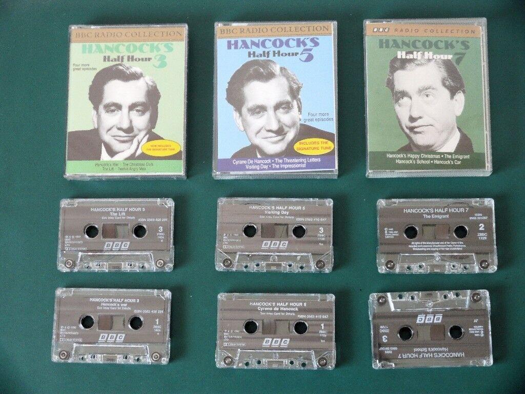 Hancocks Half Hour 3, 5 & 7 – Audio Cassettes