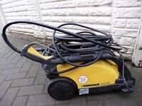 Karcher Pressure washer 620M ideal for spares or repairs.