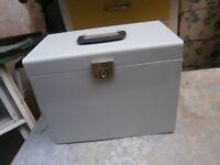 Metal storge box