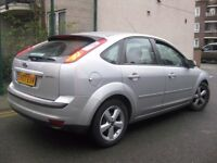 FORD FOCUS 1.6 ZETEC CLIMATE NEW SHAPE 2007 @@@ 5 DOOR HATCHBACK @@@