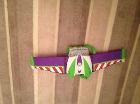 Buzz Lightyear backpack dress-up wings