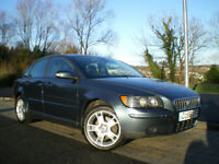 Volvo S40 2.0 D SE 4dr Saloon * Full SERVICE HISTORY WITH VOLVO * Full MOT * 3 Months WARRANTY