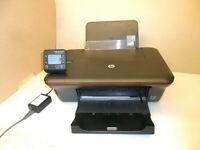 HP Deskjet 3055A Wireless Printer - Print, Scan, Copy, JUST NEEDS INK?