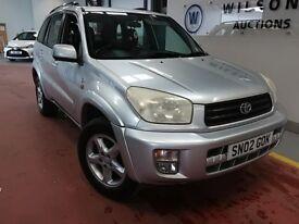 Toyota Rav4 Vx Vvti - AUCTION VEHICLE