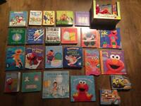 Lot of Baby & Toddler Books