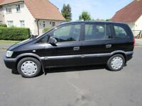 Vauxhall Zafira MPV 7 seater 1.6 manual Good condition inside and out only 92k miles