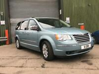 Chrysler Grand Voyager 2010 2.8 CRD auto