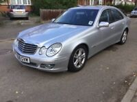 Mercedes e220 cdi automatic only £4250