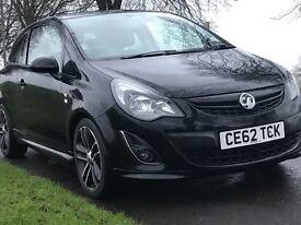 Vauxhall Corsa 2013 (62) Black Edition 1.4T