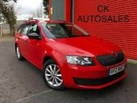 2015 SKODA OCTAVIA 1.6TDI ESTATE 99co/2 FREE TAX