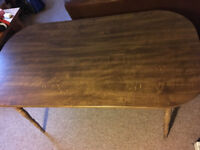 Retro Formica dining table by Dinette