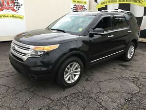 2014 Ford Explorer XLT, Automatic, Leather, Third Row Seating, 4
