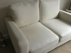 Marks and Spencer small sofa
