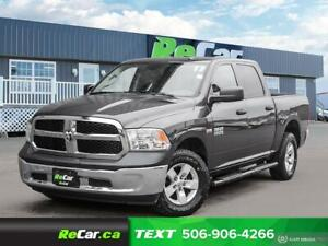 2017 RAM 1500 ST REDUCED | 4X4 | 5.7L | CREW | ONLY 21,000 KM