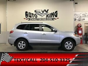 2009 Hyundai Santa Fe Limited 3.3L w/Navigation / Leather / Roof