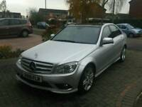 MERCEDES 220 CDI SPORTS AUTOMATIC 2009