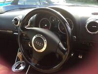 Audi TT QUATRO SLINE EDITION. great condition a lovely drive selling due to have a new car