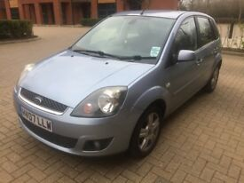 2007 ford fiesta, 1.4tdi, HPI clear, new cambelt, glow plugs, cheap on diesel and road tax