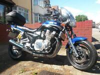 2002 Yamaha xjr1300