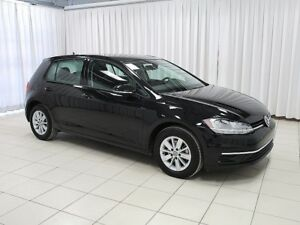 2018 Volkswagen Golf VW CERTIFIED! 1.8L TSi Turbo! Back-Up Cam,