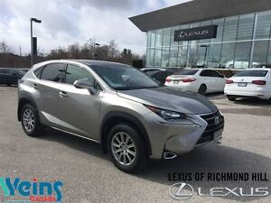 2015 Lexus NX 200t AWD| BACK UP CAM| ACCIDENT FREE|