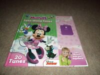 Hard Back Disney Minnie Mouse Book