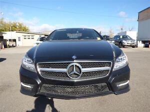 2012 Mercedes-Benz CLS-Class CLS550 4MATIC | AMG PACKAGE | NAVI
