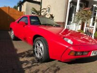 Investment opportunity going up in value good solid example of early eighties 928