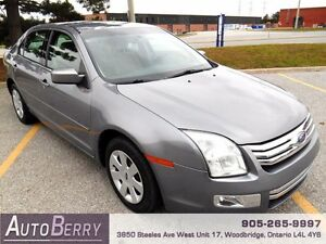 2006 Ford Fusion SEL ** CERT & E-TEST ACCIDENT FREE ** $4,999
