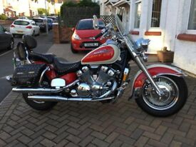 Yamaha Royal Star XVZ1300A