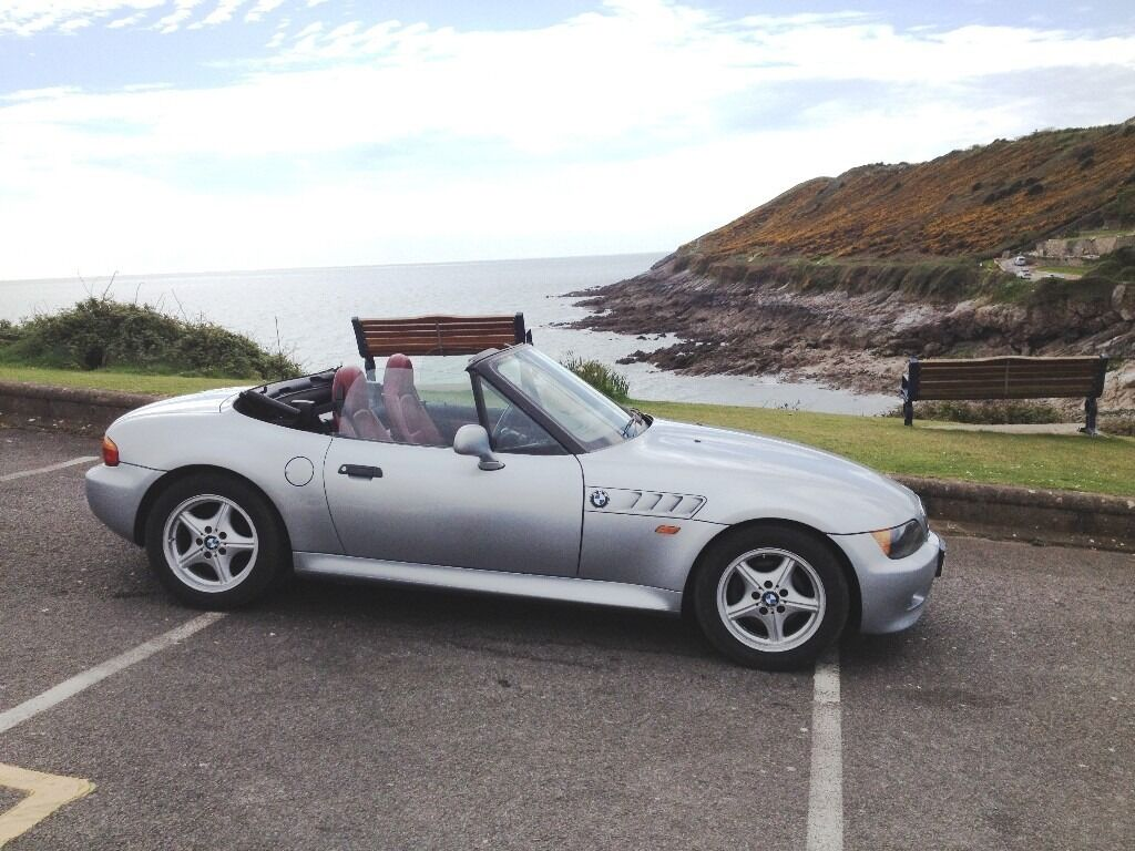 New Price Bmw Z3 1 9 Roadster Wide Body Automatic