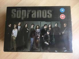 *THE SOPRANOS* Complete Series 1-6 DVD Boxset • BRAND NEW • Unopened