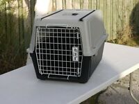Large Carrying Box for Cat or Small Dog