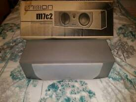 Mission m7c2 Centre speaker