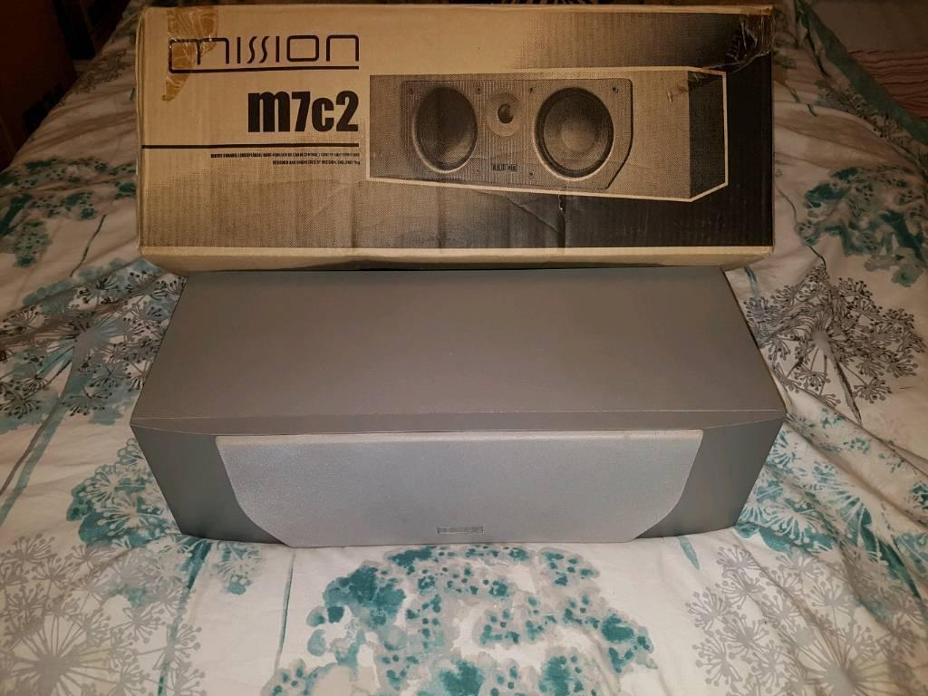 Mission m7c2 Centre speaker
