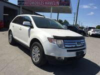 2010 Ford Edge Limited CUIR  MAGS FOG  4X4