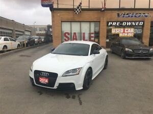 2014 Audi TT 2.0T S line Competition/NAVIGATION/ALLOYS