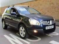2009 NISSAN QASHQAI 2.0 ACENTA - FULL SERVICE HISTORY - ** PART EX WELCOME ** FINANCE **