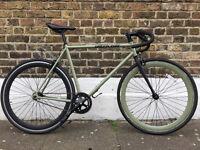Greenway Fixed Gear Bike - Near perfect condition
