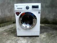 LG washer dryer 8kg , Very good condition .