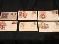 Large amount of Australian First Day Covers