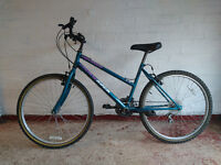 ladies bike, recently serviced