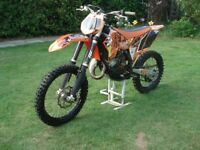KTM 150 SX, Genuine 150 model, similar to 125, KX, YZ, CR, RM, Red bull graphics, See Video in ad
