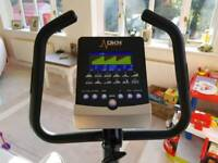 DKN programmable excersise bike