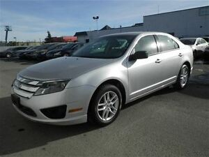 2011 Ford Fusion S  6 Speed  AC  PW  PL  Clean