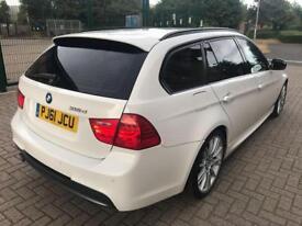 BMW 318D M SPORT LCI ESTATE 61/2012
